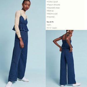 Striped Jumpsuit by Ett Wa, M, NWT